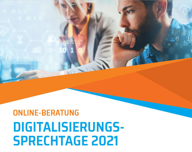 Digitalisierungssprechtage 2021